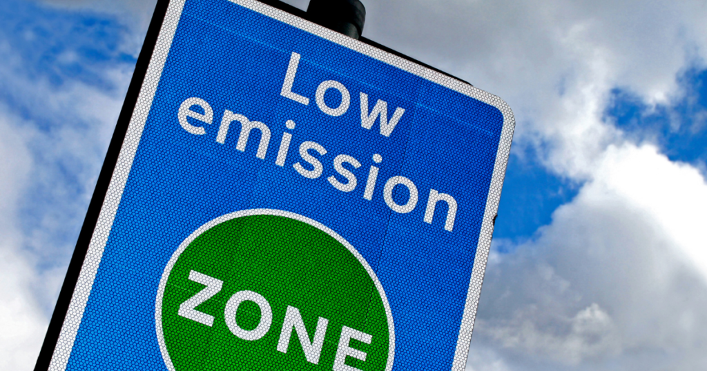 Tackling air pollution